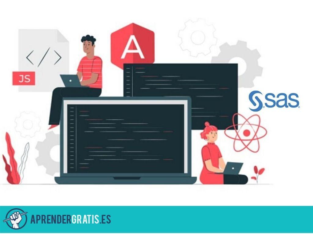 Aprender Gratis | Curso de programación y certificación SAS