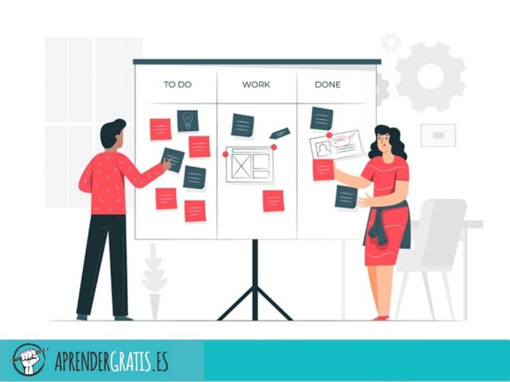Aprender Gratis   Curso sobre herramientas de planificación para proyectos