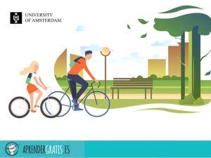 Aprender Gratis | Curso de planificación de ciudades para uso de bicis