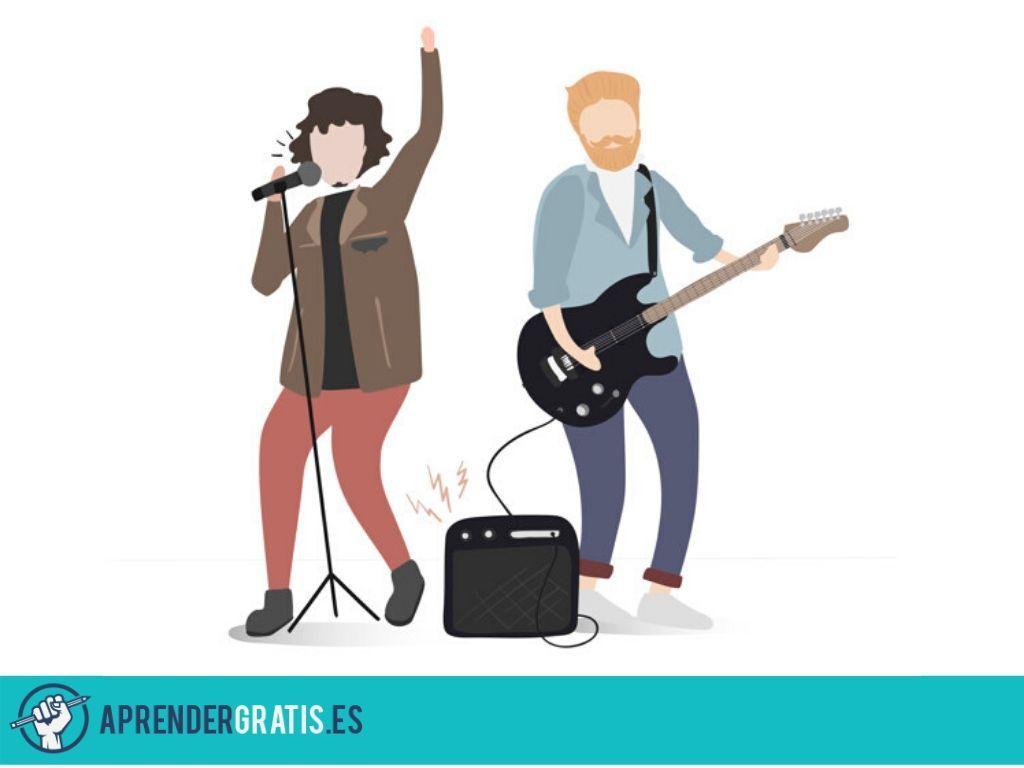 Aprender Gratis | Curso para componer, interpretar y grabar canciones