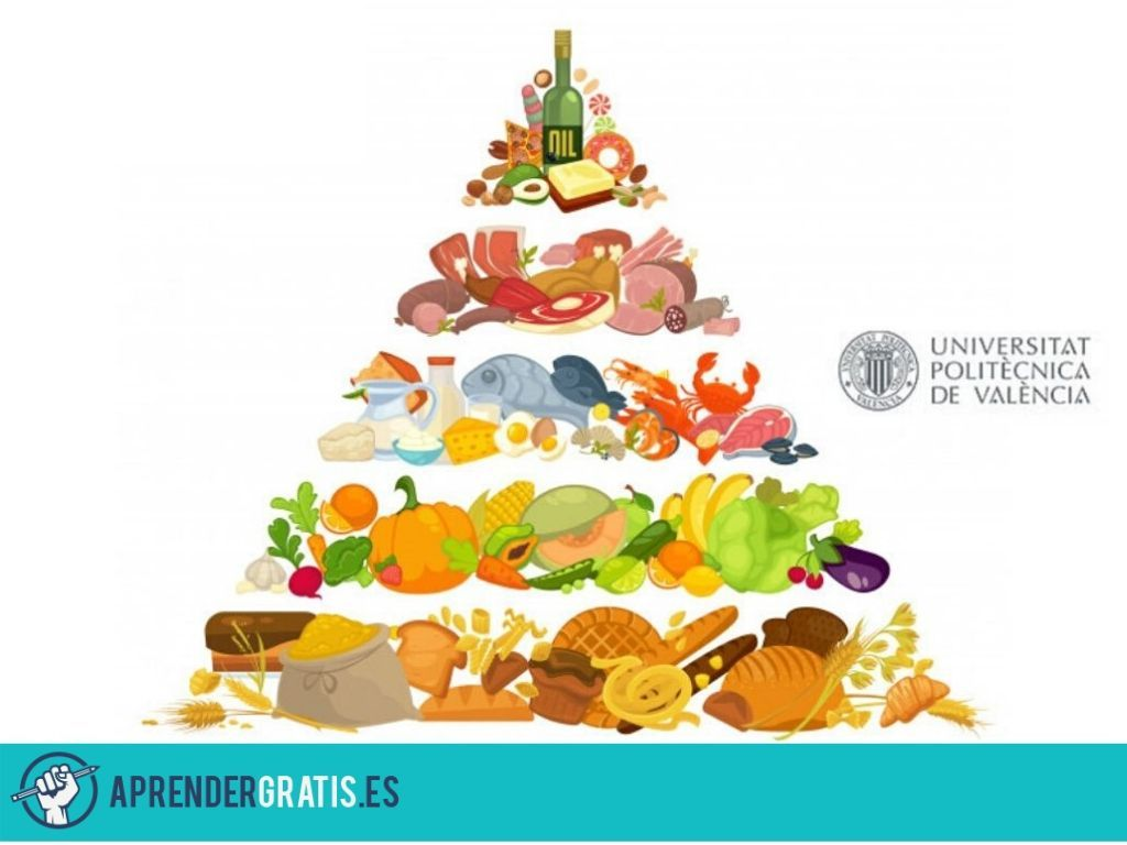 Aprender Gratis   Curso para aprender a comer sano