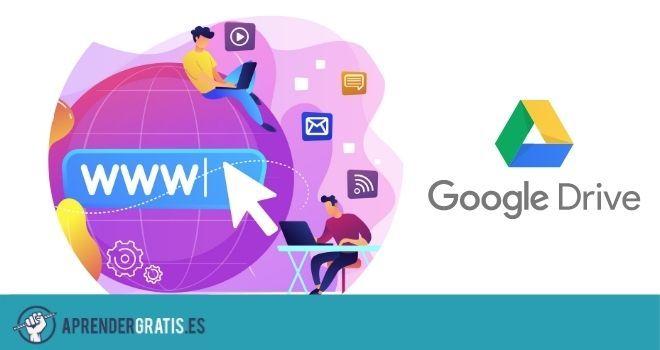 Aprender Gratis | Curso sobre manejo de herramientas de Google Drive