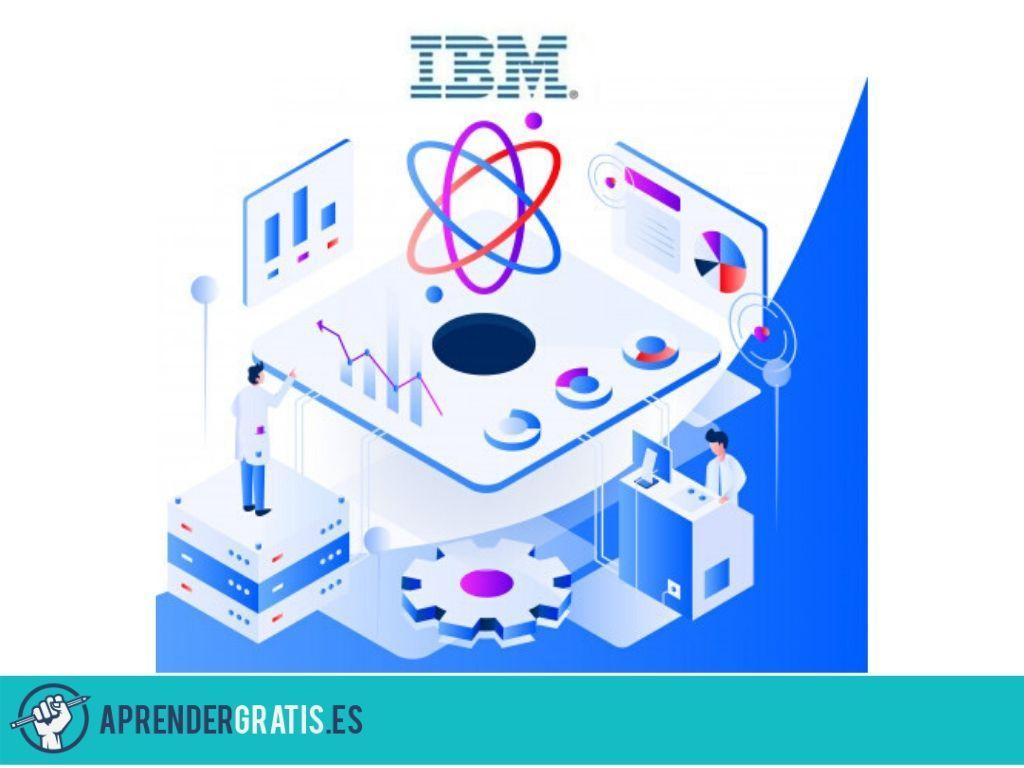 Aprender Gratis   Curso avanzado sobre Ciencia de Datos por IBM