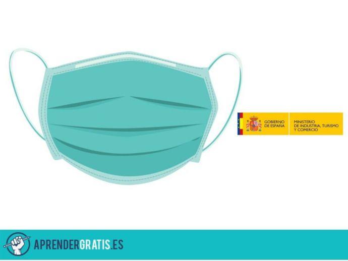 Aprender Gratis | Guía para la fabricación de mascarillas higiénicas