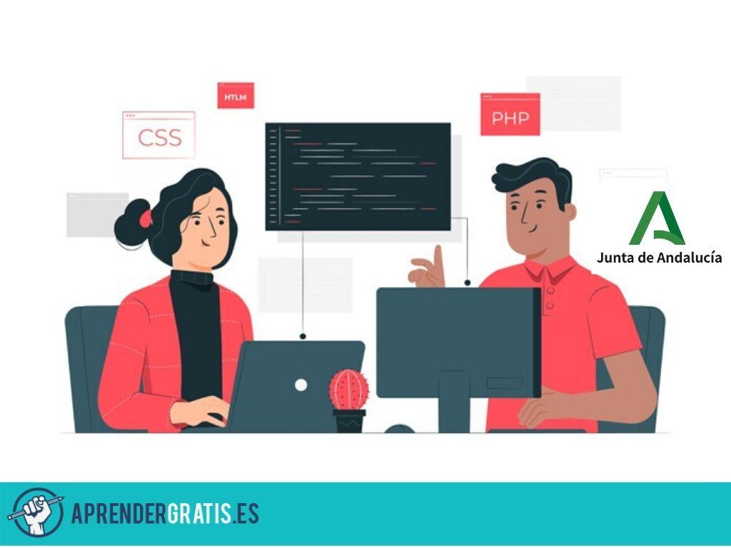 Aprender Gratis | Curso de diseño y programación web