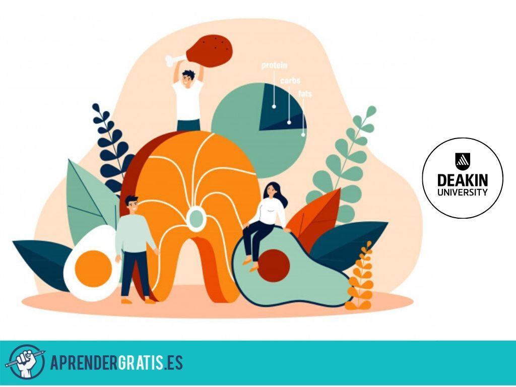 Aprender Gratis | Curso sobre mejora del estado mental a través de la nutrición