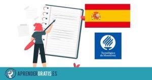 Aprender Gratis | Curso de fundamentos del español escrito