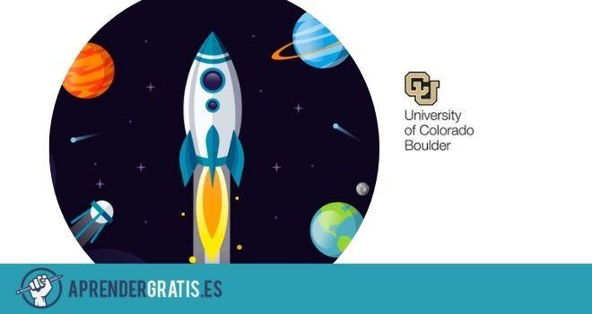 Aprender Gratis | Curso sobre control de dinámica de naves espaciales