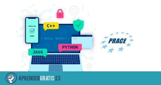 Aprender Gratis | Curso sobre Python en ordenadores de alto rendimiento