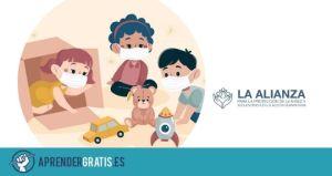 Aprender Gratis   Curso sobre protección del Covid-19 en niños