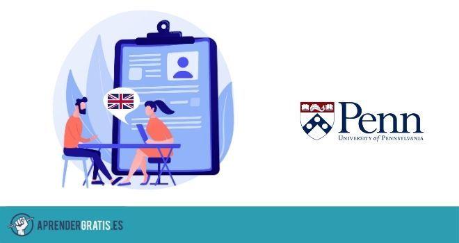 Aprender Gratis   Curso de inglés para búsqueda de empleo y desarrollo del currículum