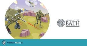 Aprender Gratis | Curso sobre sistema de guerras con drones y control remoto