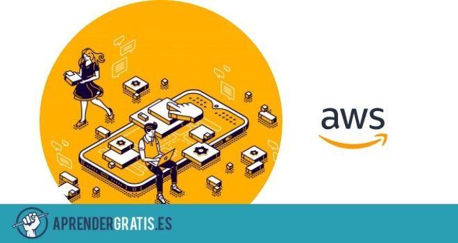 Aprender Gratis | Curso para crear aplicaciones Java con Amazon