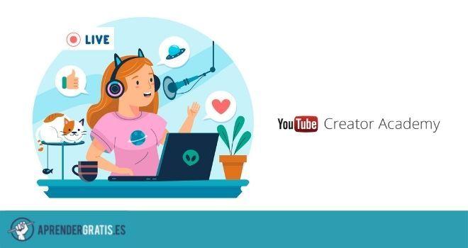 Aprender Gratis | Curso sobre transmisiones en vivo con Youtube