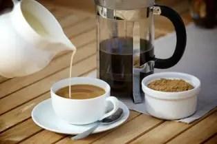 Die Kaffeesahne