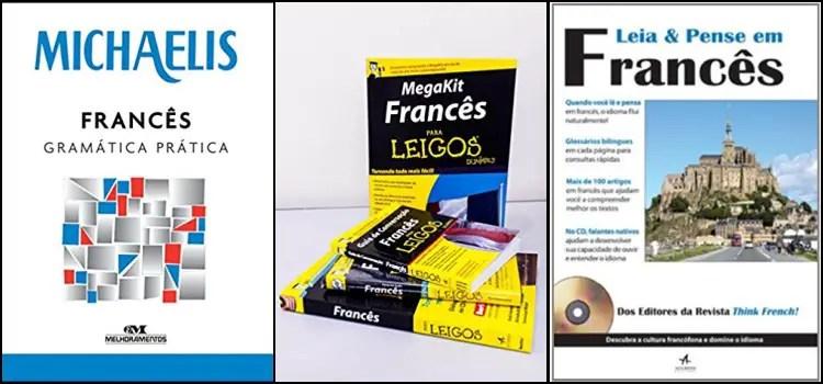 Os Melhores Livros de Francês 2
