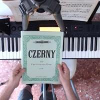 Ejercicio nº 1. Czerny Opus 139. Iniciación.