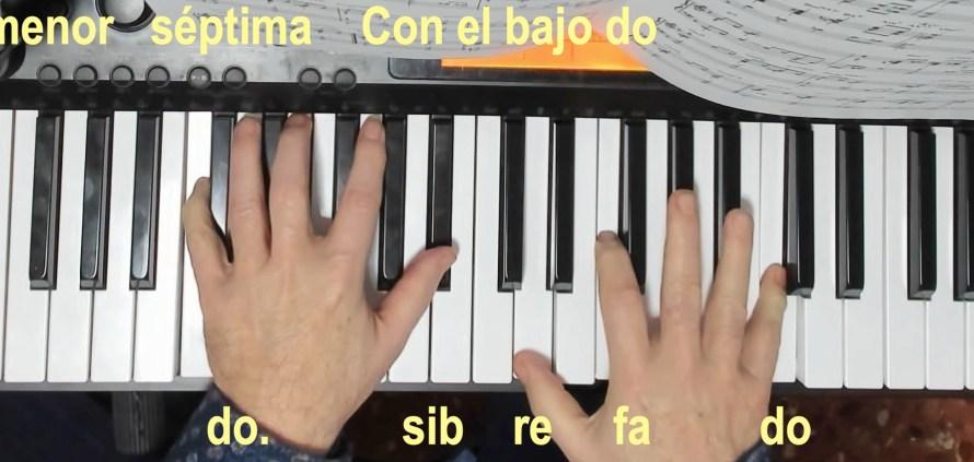 Base para tocar melodías latinas.