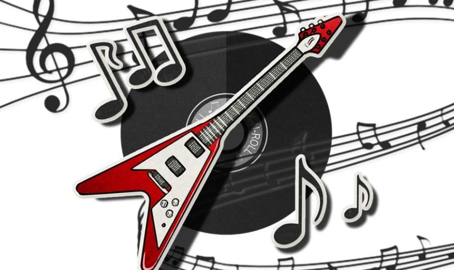Base para tocar Los jóvenes. Canciones.