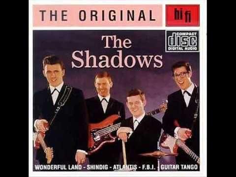 Melodias que me gustan. Atlantis . The Shadows.