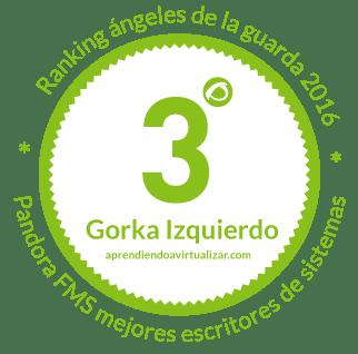 3º premio blog de Sistemas