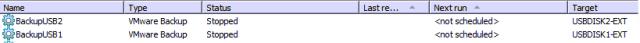 Backup de Veeam a disco USB rotativo en NAS Synology y Qnap - Mensaje (HTML)