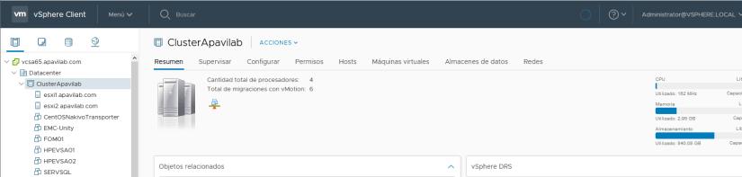 intraestructura-VMware-FQDN