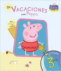 VACACIONES CON PEPPA PIG 3 AÑOS