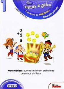 escuela de genios everest cuaderno matematicas