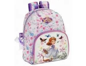 mochila princesa sofia