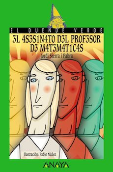 asesinato profesor matematicas