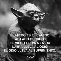 Yoda odio