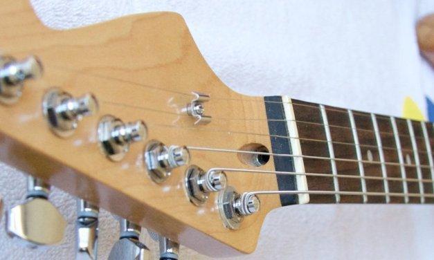 El mástil de la guitarra explicado. (Parte I)