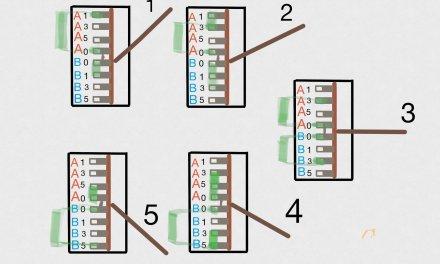 Conociendo el selector o switch de 5 posiciones de la Fender Stratocaster