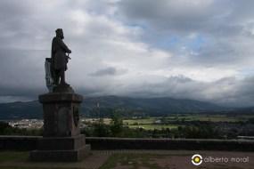Escocia - Estatua Robert The Bruce