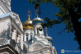 Karlovy Vary - iglesia ortodoxa