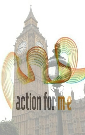 Action for M.E. at the Houses of Parliament