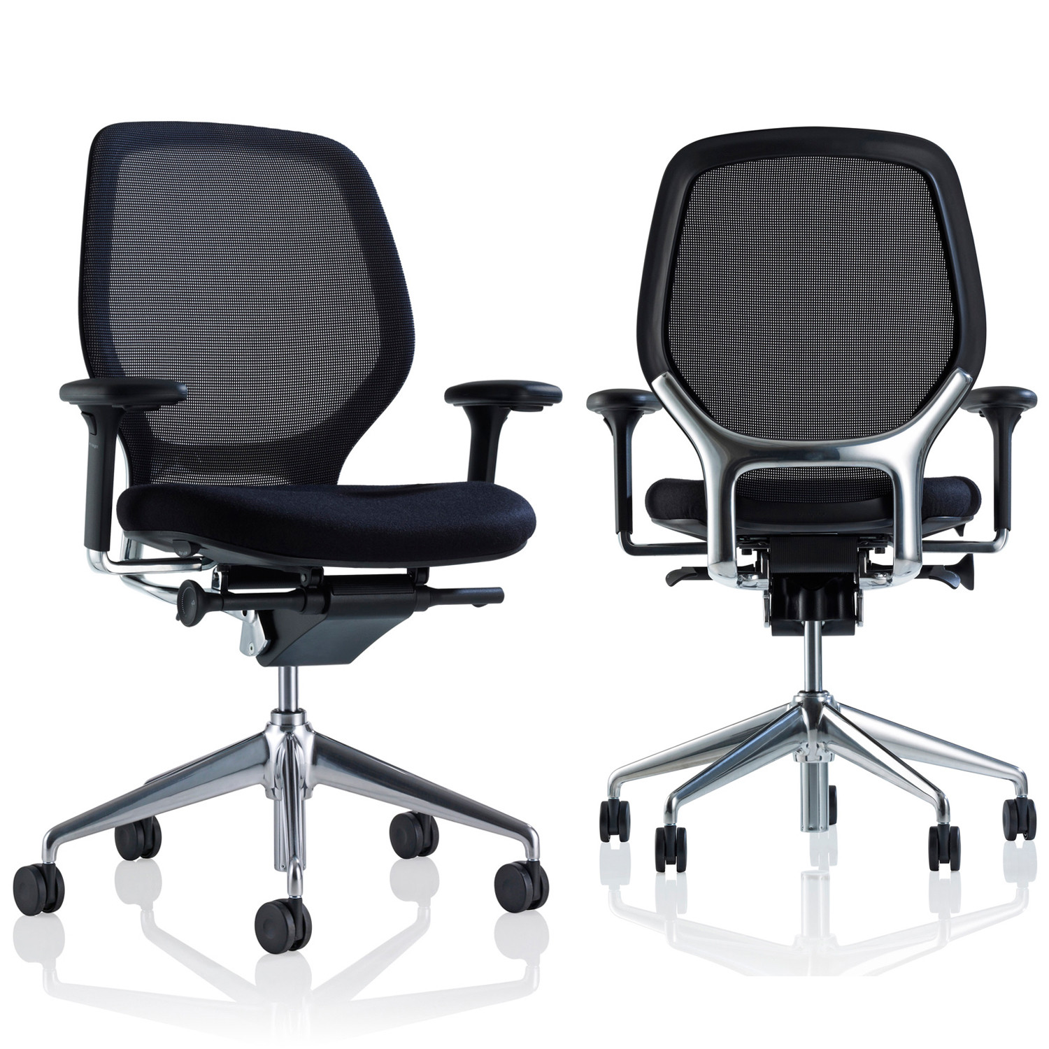 Chair Furniture Ara Mesh Task Chairs Office Seating Apres Furniture