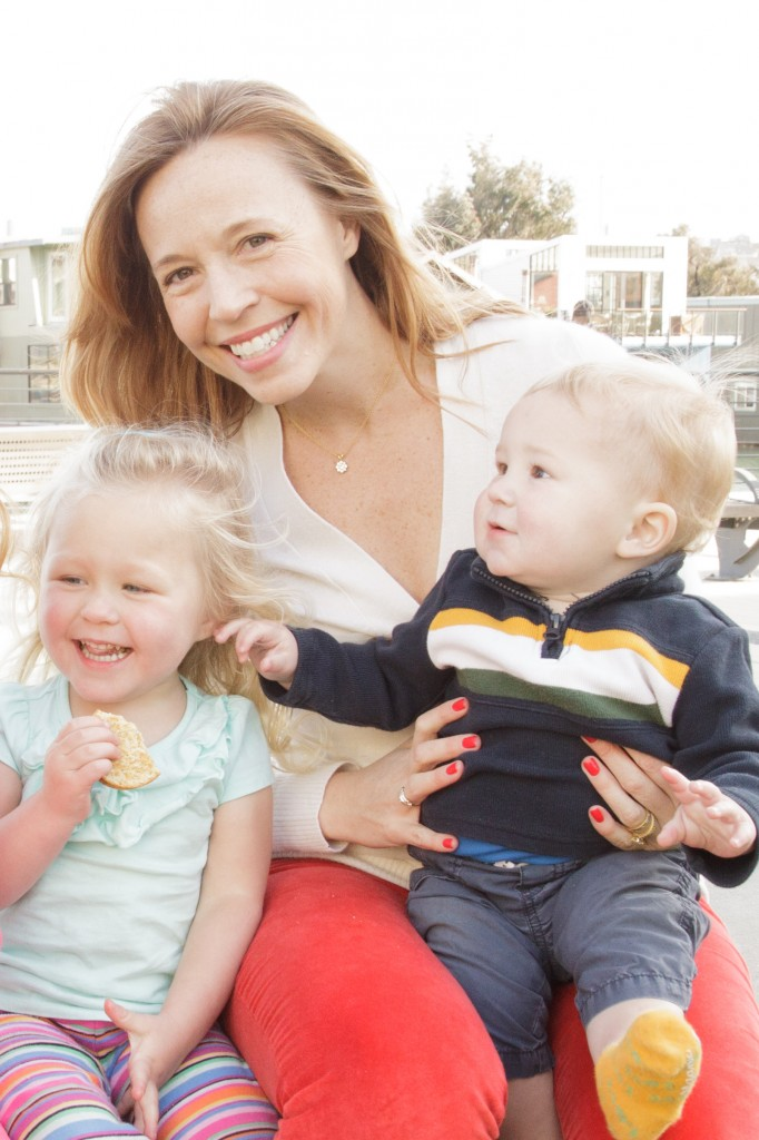 Stacey Delo on Après, a career resource for moms returning to the workforce after a break.