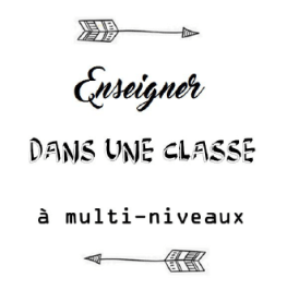 Image Enseigner dans une classe multiple