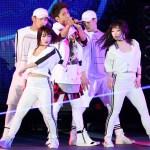 SHINJIRO ATAE fromAAAがガルアワソロ初出演でスーパーライブ