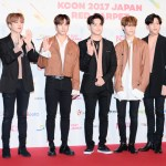 GOT7・Apinkらがレッドカーペットに登場『KCON 2017 JAPAN』