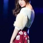 乃木坂46白石麻衣がPROPORTION BODY DRESSINGの衣装で登場!TGC2017AUTUMN/WINTER
