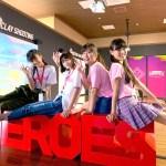 ティーンズモデル4人組のアイドルグループ「Lollipop(ロリポップ)」、「レジェンドスポーツヒーローズ イオンモール沖縄ライカム アンバサダー」に就任!!