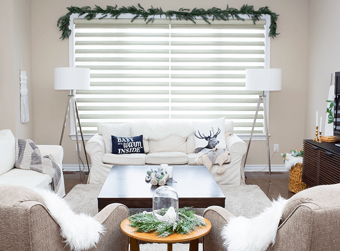 Simple Holiday Vignettes