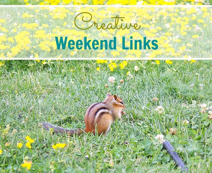 Creative Weekend Links - 5
