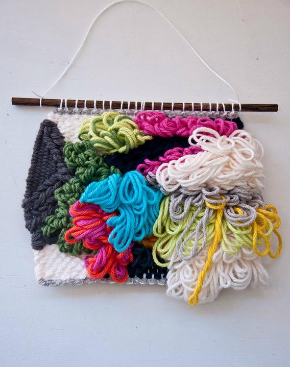 Kate Weaving Loom - Rainbow Burst