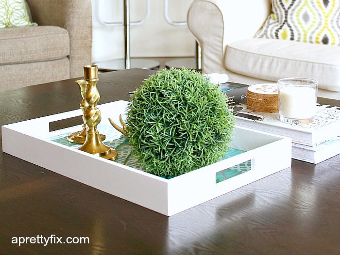 6 ways to add extra storage - trays