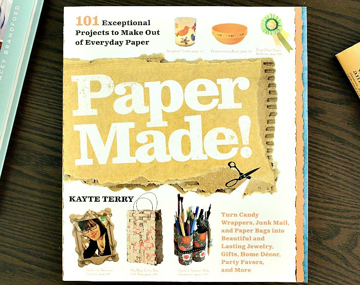 Paper Made! book