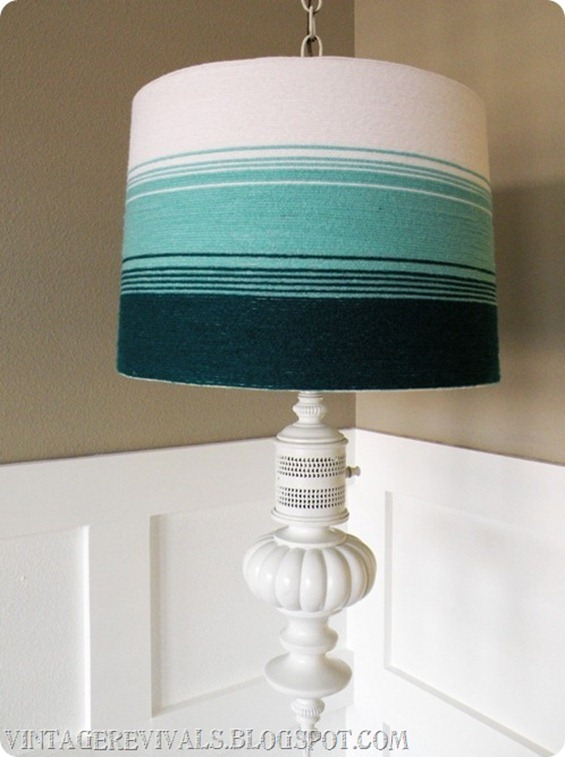 ombre-lampshade